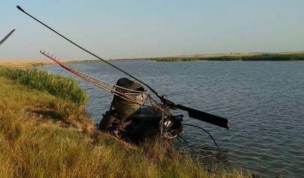 Rusiyada helikopter qəzası: Ölən və xəsarət alan var - FOTO/VİDEO