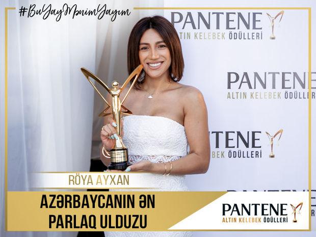 """""""Pantene Altın Kelebek"""" mükafatı fərqli formatda təqdim edildi"""