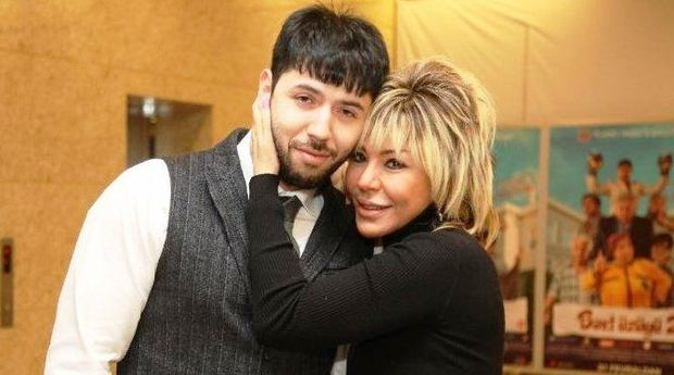 """Brilliant Dadaşova oğlunun müdafiəsinə qalxdı: """"Haqqında yanlış fikir formalaşdırmaq istəyirlər"""" - FOTO"""