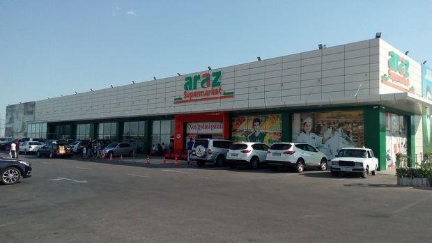 """""""Araz Supermarket""""dən inzibati protokol yazılması xəbəri ilə bağlı AÇIQLAMA ..."""