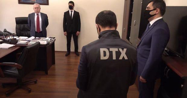 DTX-nin əməliyyatı ilə tutulan XİN vəzifəliləri məhkəməyə müraciət etdilər