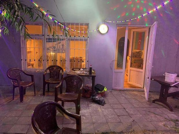 Yevlaxda karantin qaydalarını pozan kafe aşkarlandı