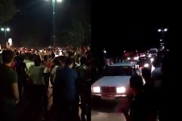 Tovuzda şəhidlərimiz izdihamla qarşılandı - VİDEO