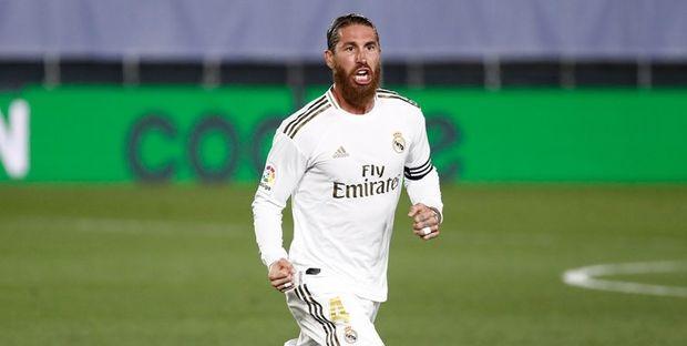 """Ramos """"Real""""ın çempionluq ehtimalından danışdı"""