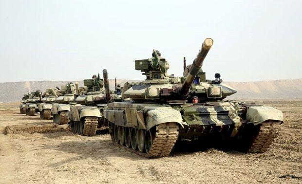 """Müdafiə Nazirliyi: """"Azərbaycan tankı vurulmayıb"""""""