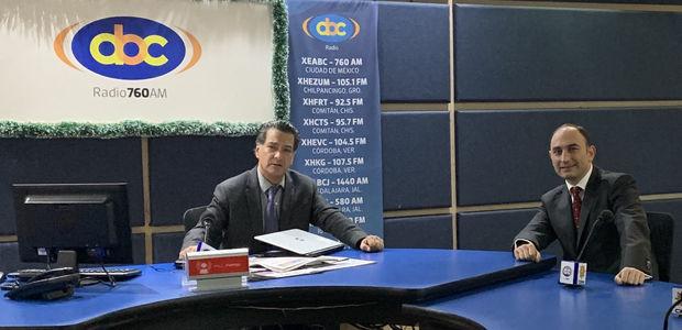 Erməni təxribatı ilə bağlı məlumatlar Meksika radiosunda