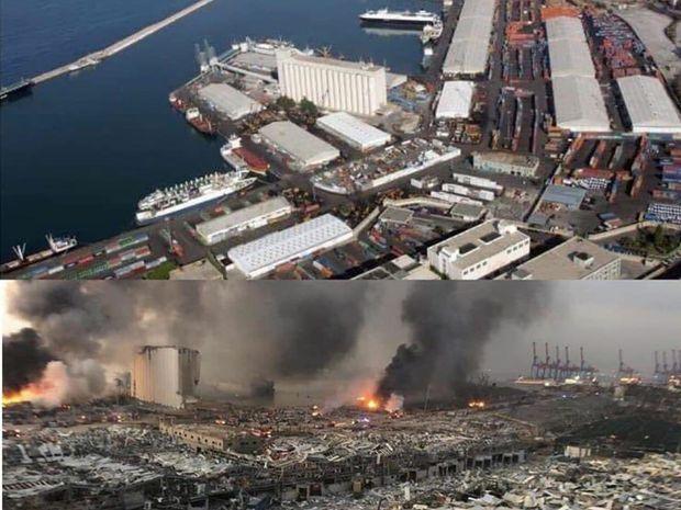 Beyrutdakı partlayışda ölənlərin sayı 70-i keçdi, minlərlə yaralı var – YEN ...