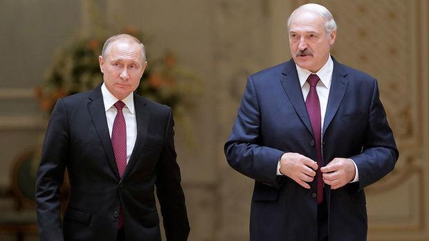 Lukaşenko Putindən kömək istədi