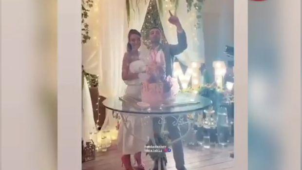 Hadı Rəcəblinin nəvəsinin nikah mərasimi ilə bağlı ailə üzvü danışdı - YENİ ...