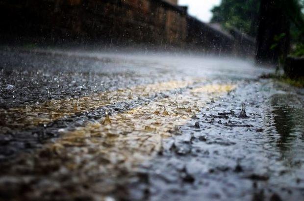 Sabahın havası: Şimşək, külək, yağış...