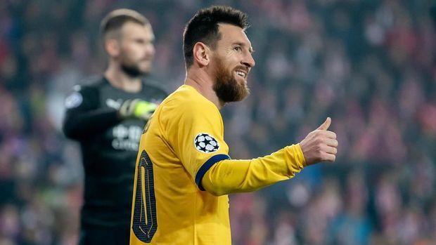 """Messi növbəti dəfə """"Barselona""""nın məşqinə qatılmadı"""