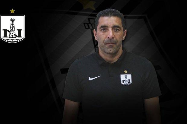 """""""Neftçi""""də yeni məşqçi - FOTO"""
