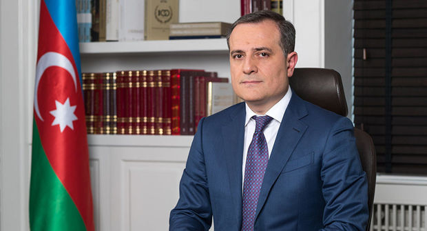 Ceyhun Bayramov Açıq dənizə çıxışı olmayan inkişaf etməkdə olan ölkələrin v ...