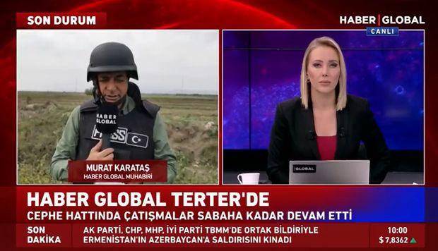 Oxu Az Haberglobal Azərbaycan Ermənistan Cəbhə Xəttində Video