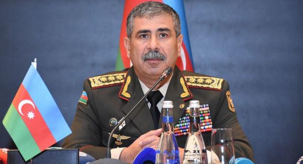 """Zakir Həsənov: """"Ermənistan ərazisindən Azərbaycan ərazisinə atəş açılması a ..."""
