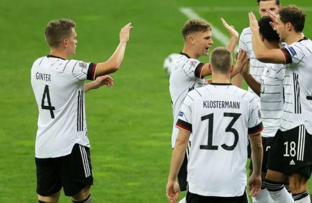 UEFA Millətlər Liqası: İspaniya və Almaniyadan inamlı qələbə