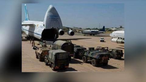 Ermənistana silah daşınması davam edir – VİDEO