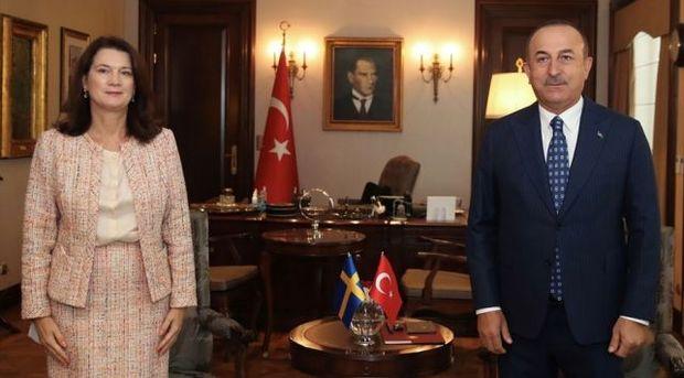 """Çavuşoğlu: """"Beynəlxalq ictimaiyyət Ermənistana """"Azərbaycan torpaqlarından ç ..."""