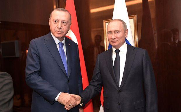 """Putin: """"Türkiyə Minsk qrupunun üzvü kimi Qarabağ münaqişəsinin həllinə töhf ..."""