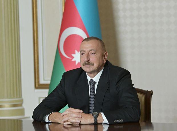 """Prezident: """"Təkcə dronlarla Ermənistanın bir milyard dollar dəyərində hərbi ..."""