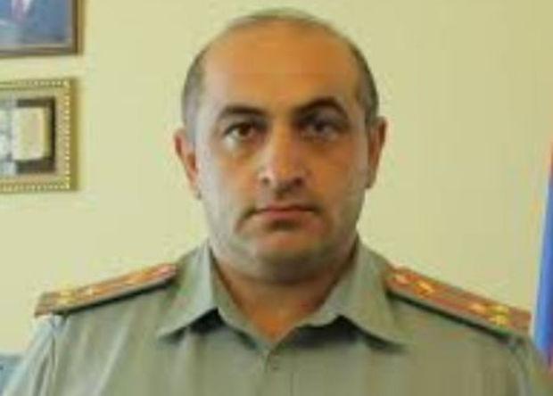Daha bir erməni polkovnik məhv edildi