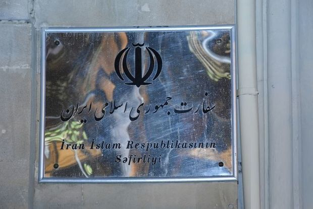"""İran səfirliyi: """"Günahsız insanlara hücum hərbi cinayət sayılır və dərhal dayandırılmalıdır"""""""