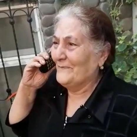 """Vətən həsrəti sona çatan 74 yaşlı Füzuli sakini: """"Nəhayət, atamın məzarını  ..."""