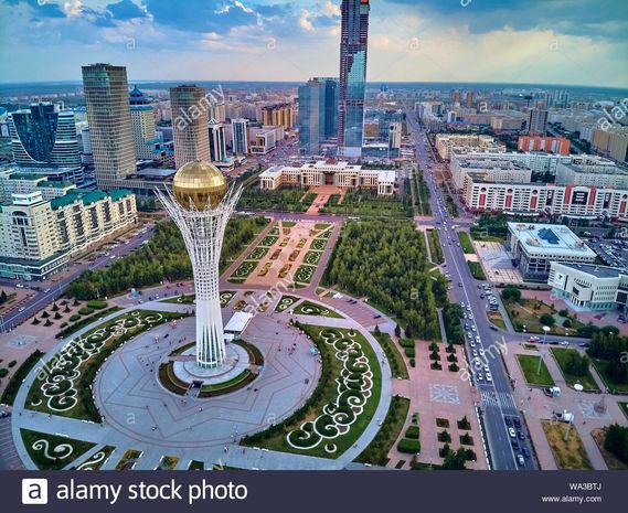 Qazaxıstandan Azərbaycana dəstək - FOTO