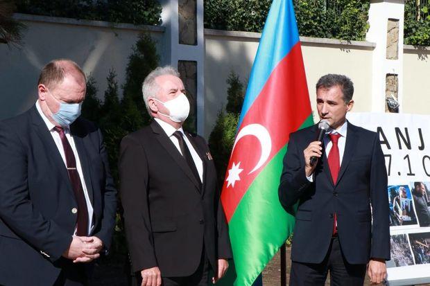 Haqq səsimiz Moldovada da eşidildi - FOTO