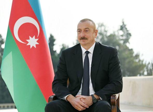 Президент Ильхам Алиев дал интервью российскому информационному агентству ТАСС - ФОТО