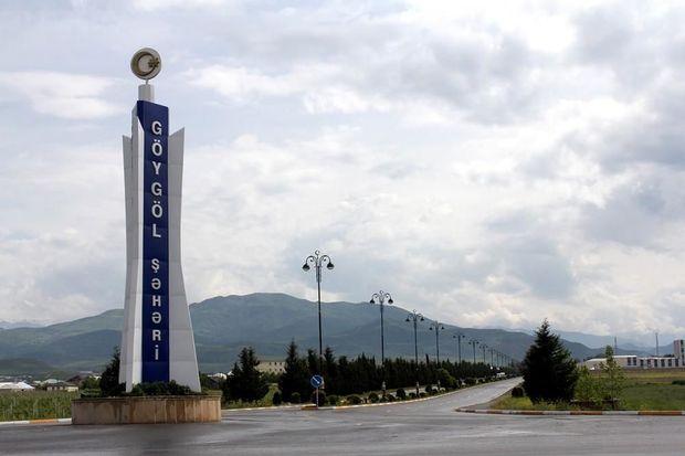 Düşmən Göygölü atəşə tutur - RƏSMİ