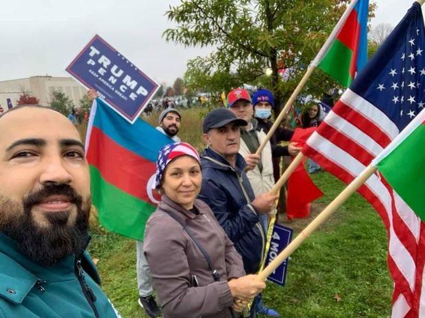 Donald Trampın seçki kampaniyasında Gəncə terroruna etiraz edilib - VİDEO