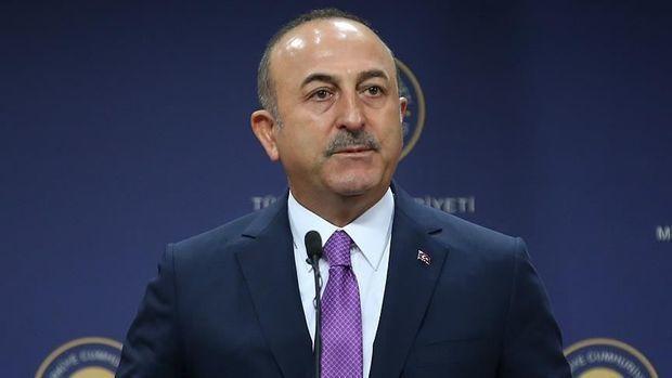 Mövlud Cavuşoğlu İlham Əliyevlə görüşü barədə paylaşım edib - FOTO