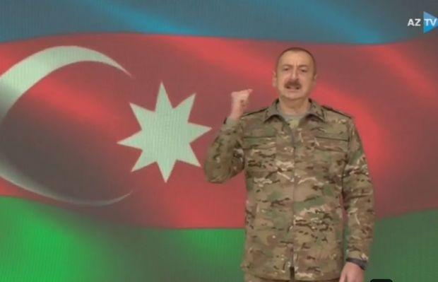 İlham Əliyev xalqa müraciət edib - TAM MƏTN - VİDEO
