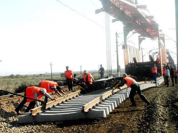Türkiyə Azərbaycana dəmir yolu çəkməyi planlaşdırır