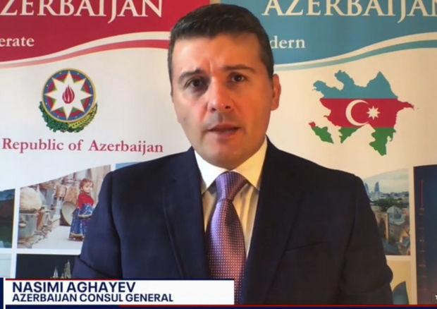 """Baş konsul: """"Ermənistan Azərbaycanla müharibənin nəticələrini hesablamamışdı"""" - FOTO"""
