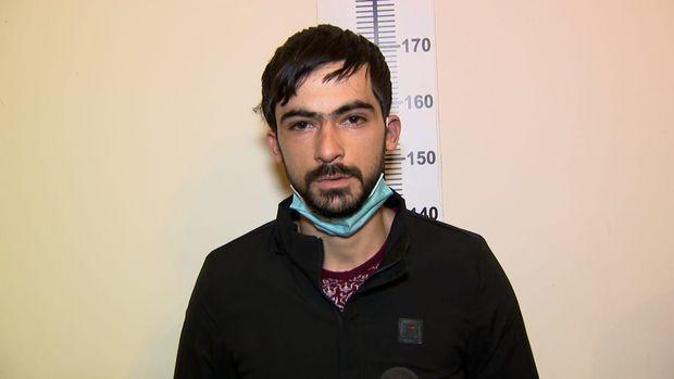 Bakıda qadına qarşı soyğunçuluq edən şəxs saxlanıldı - FOTO/VİDEO