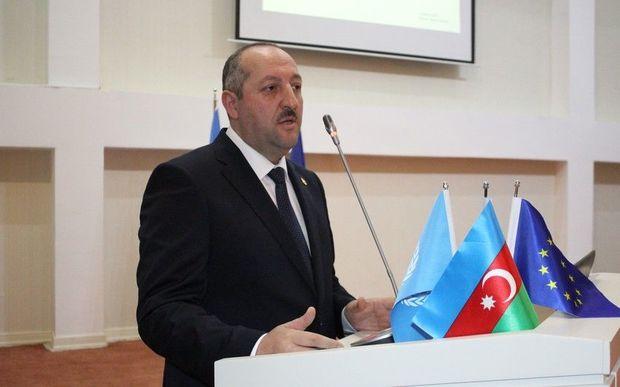 Cəlilabadın sabiq icra başçısı məhkəməyə gətirildi - YENİLƏNİB