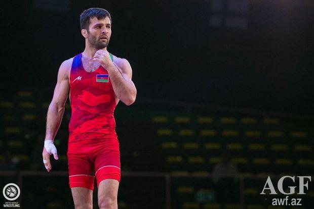 Güləş millimiz ilk gündə iki medal qazandı