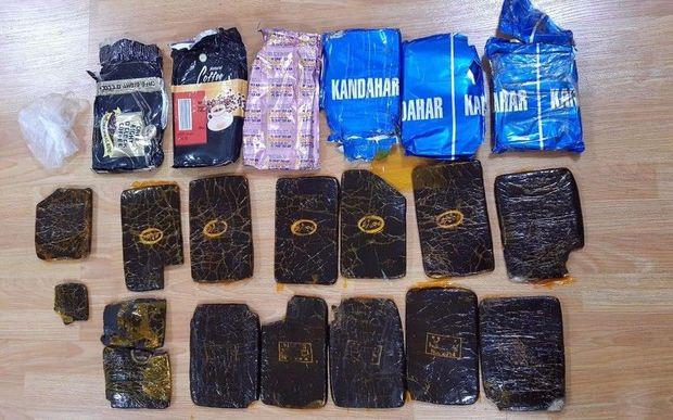 Azərbaycan ərazisindən külli miqdarda narkotik keçirilməsinin qarşısı alını ...
