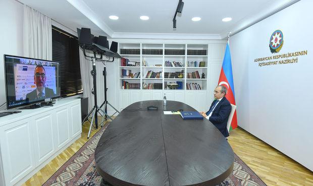 """""""Azərbaycanda xarici biznes: Biznes mühiti sorğusu 2020"""" hesabatının təqdim ..."""