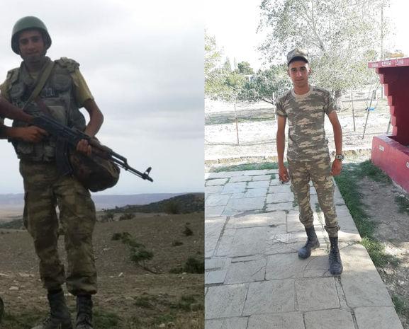İkinci Qarabağ müharibəsinin 19 yaşlı şəhidi - FOTO