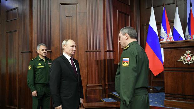 """Putin: """"NATO-nun hərbi fəallığı dayanmır"""""""