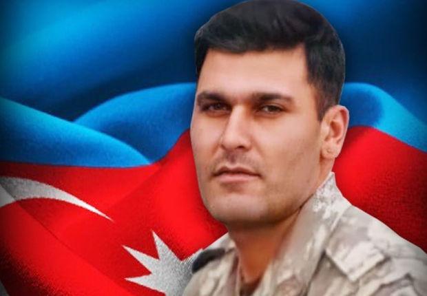 """85 gündən sonra nəşi gətirilən şəhidin həyat yoldaşı: """"Anası oğlunun tabutu ..."""