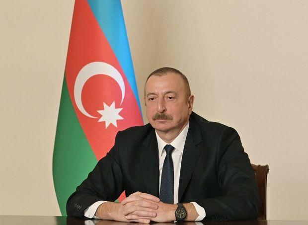 İlham Əliyev yeni təyin olunmuş mədəniyyət nazirini qəbul etdi - FOTO/CANLI ...