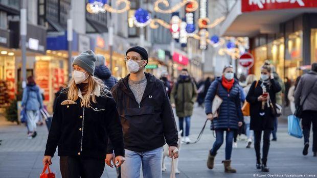 Almaniyada yarım milyondan çox insan koronavirusa qarşı peyvənd olunub