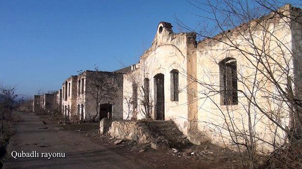 Qubadlı rayonundan görüntülər - FOTO/VİDEO