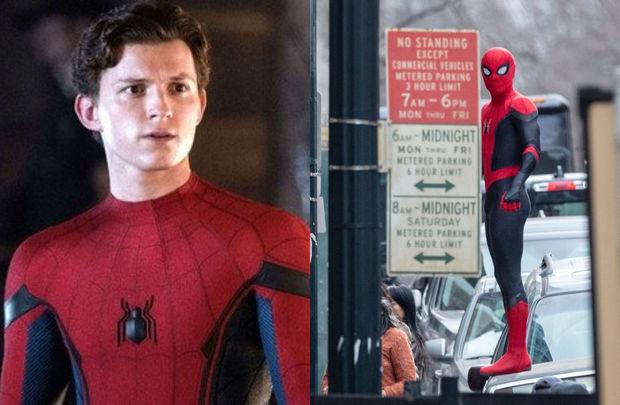 """""""Spiderman-3"""" filminin son görüntüləri tamaşaçıları həyəcanlandırıdı"""