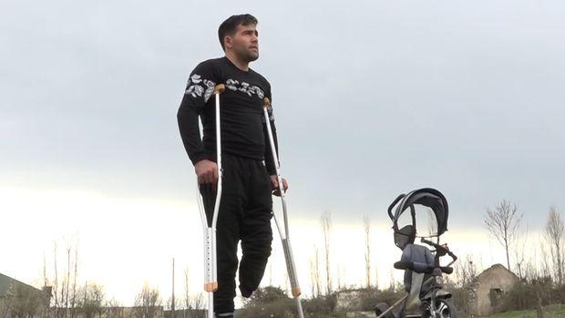 Erməni minasına düşən qardaşların hekayəsi - VİDEO