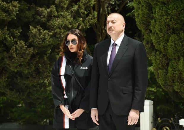 İlham Əliyev və Mehriban Əliyeva Xalq artistinin vəfatı ilə bağlı nekroloq imzaladılar